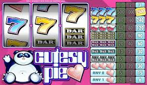 Cutesy Pie Slot Machine