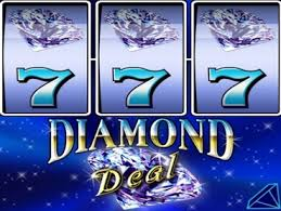 Play Slot Machine Game With Precious Diamond Theme