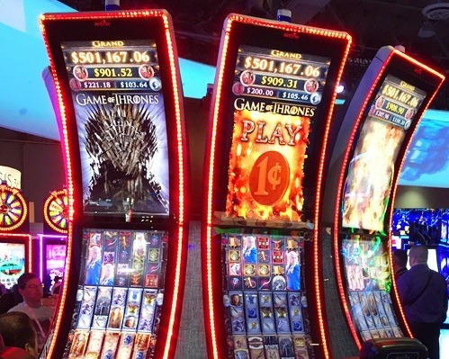 The Extraordinary Popular Slot Machine Game
