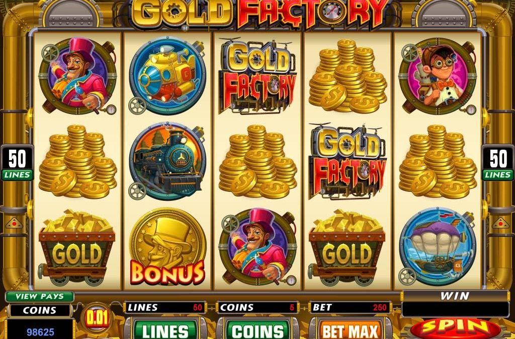 Online Pokie Game With Freedom to arrange the reels from Left to Right